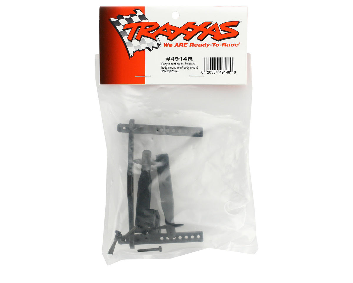 Traxxas Body Mount Post Set (TMX 2.5R, 3.3)
