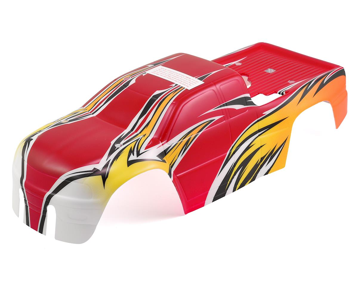 Special Edition T-Maxx Body (Red) by Traxxas
