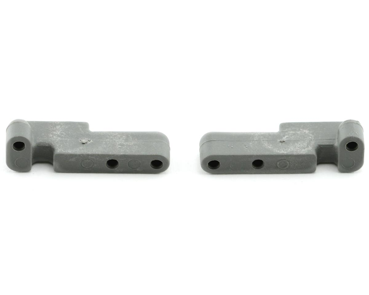 Traxxas Steering Servo Mounts (Grey) (TMX3.3)