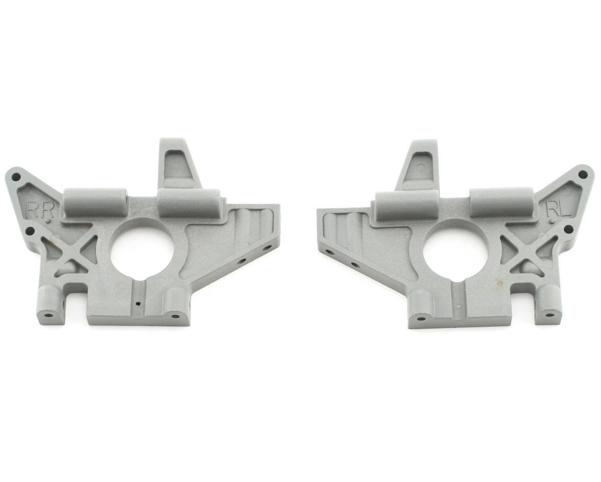 Traxxas Rear Bulkhead Set (Grey) (TMX3.3)