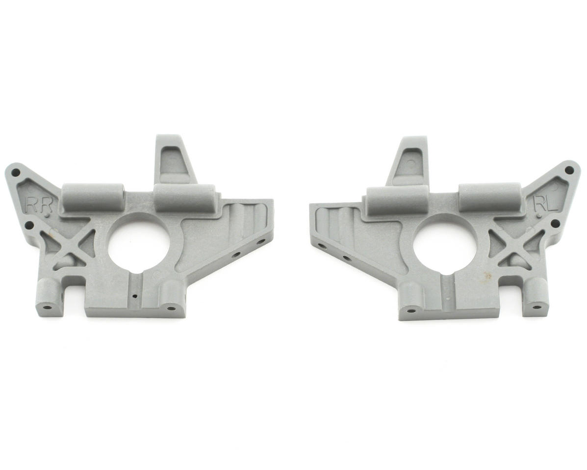 Rear Bulkhead Set (Grey) (TMX3.3) by Traxxas