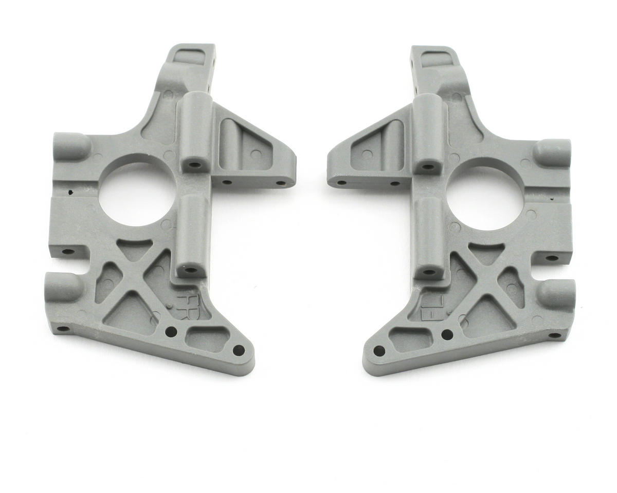 Traxxas S-Maxx Front Bulkhead Set (Grey) (TMX3.3)