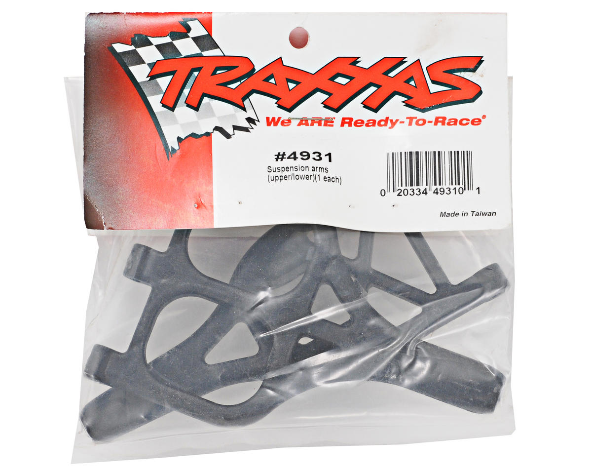 Traxxas Upper & Lower Suspension Arm Set