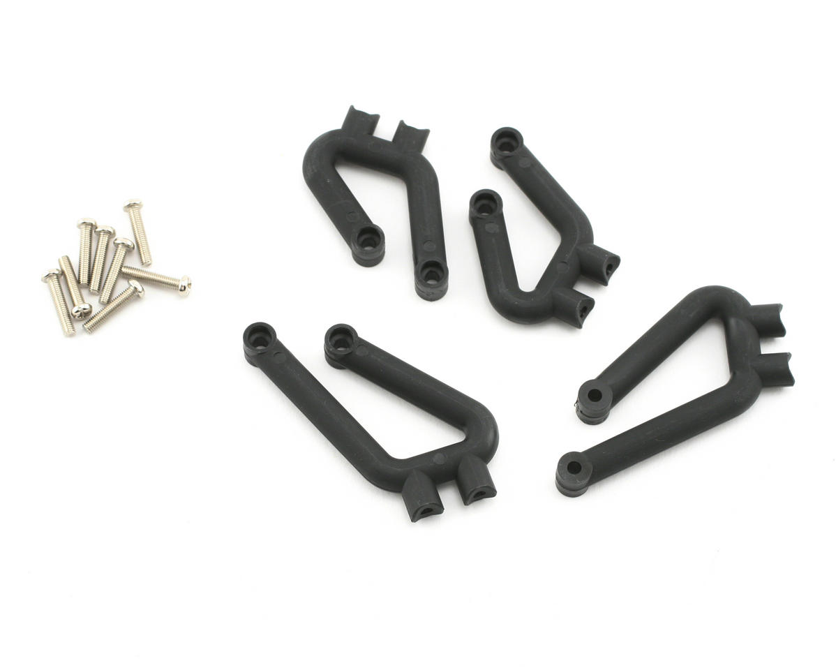 Front & Rear Bumper Mount Set (EMX,TMX,2.5,3.3) by Traxxas