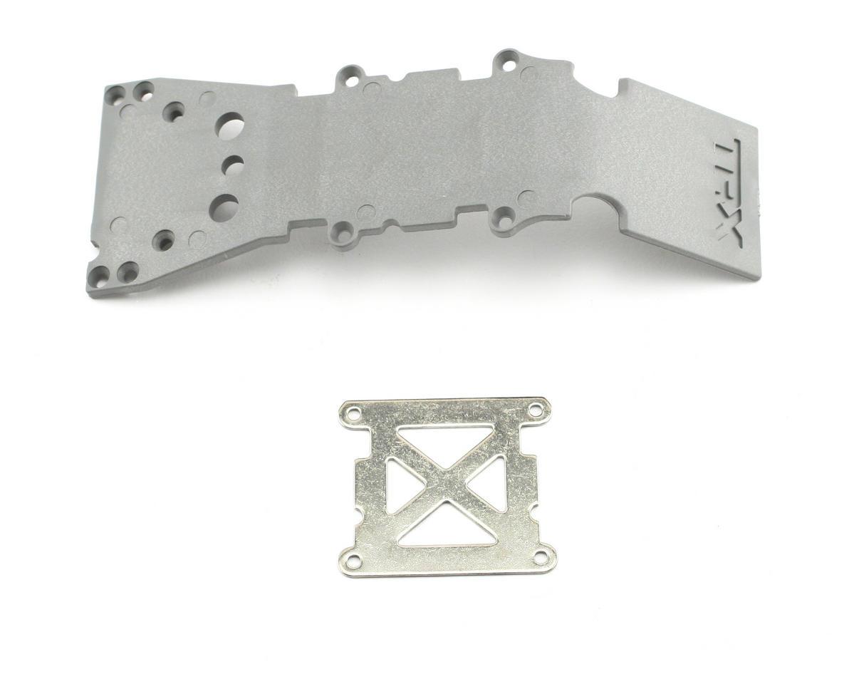 Traxxas Front Skidplate (Grey) (TMX, TMX 3.3) | alsopurchased