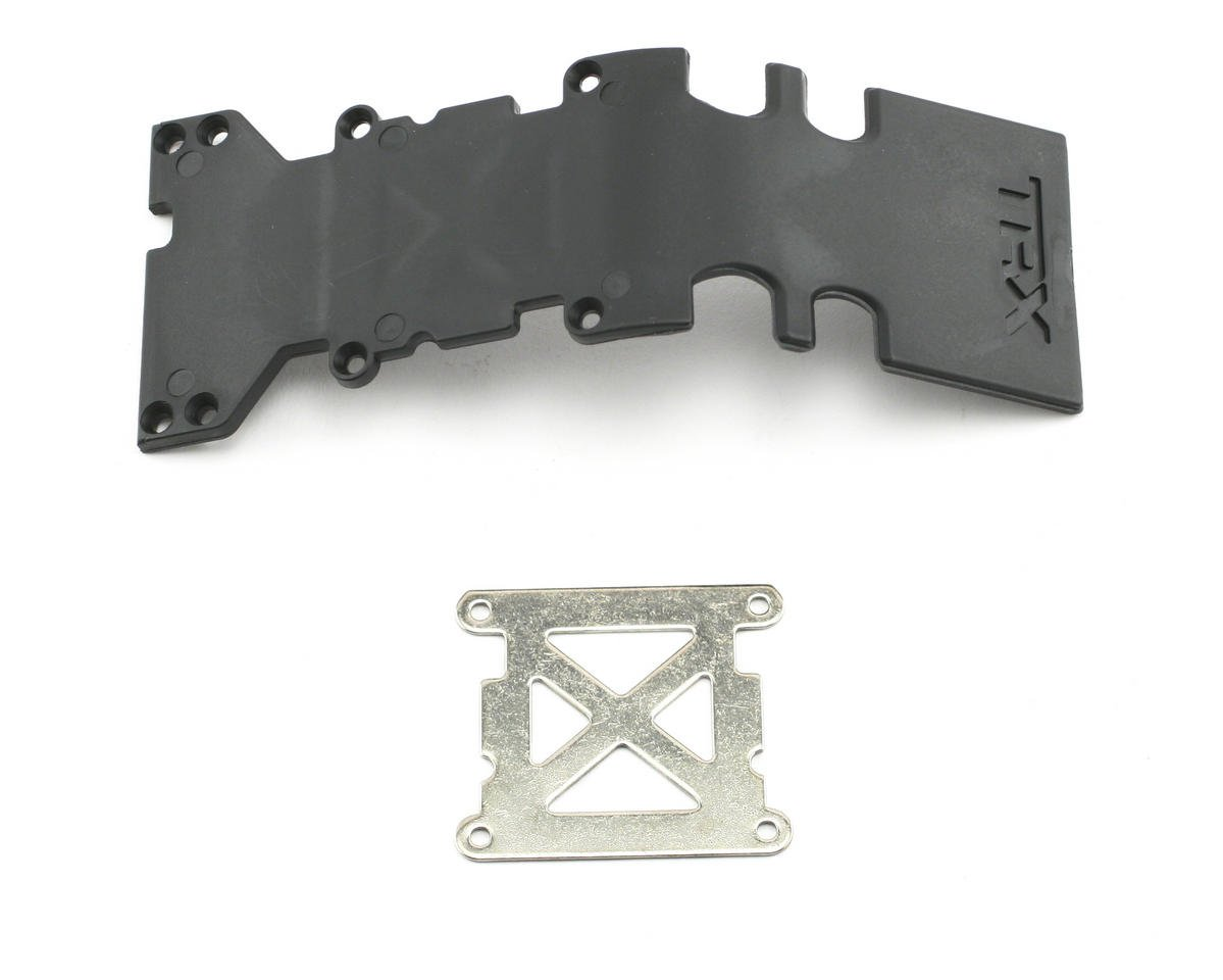 Image 1 for Traxxas Rear Skidplate Set (EMX,TMX .15, 2.5,3.3)