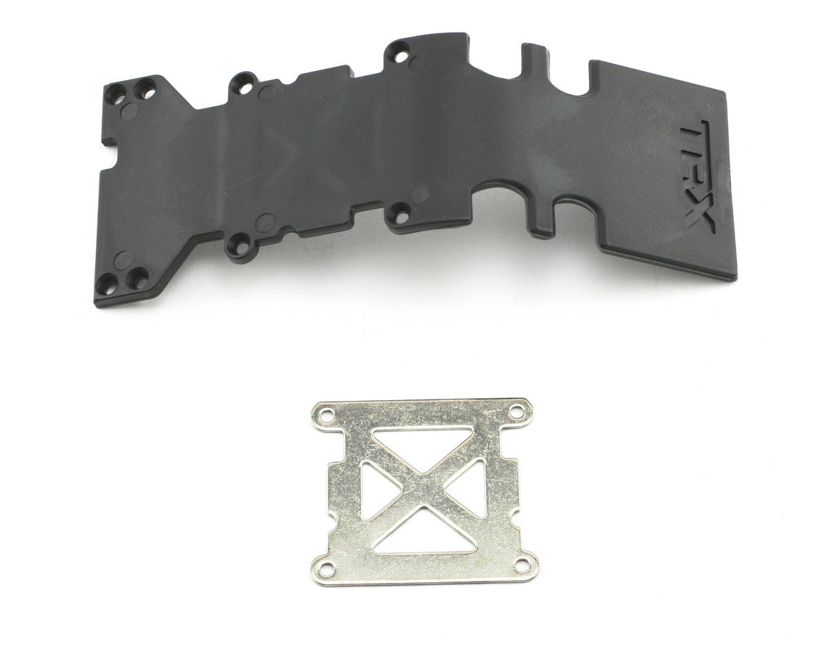 Rear Skidplate Set (EMX,TMX .15, 2.5,3.3) by Traxxas