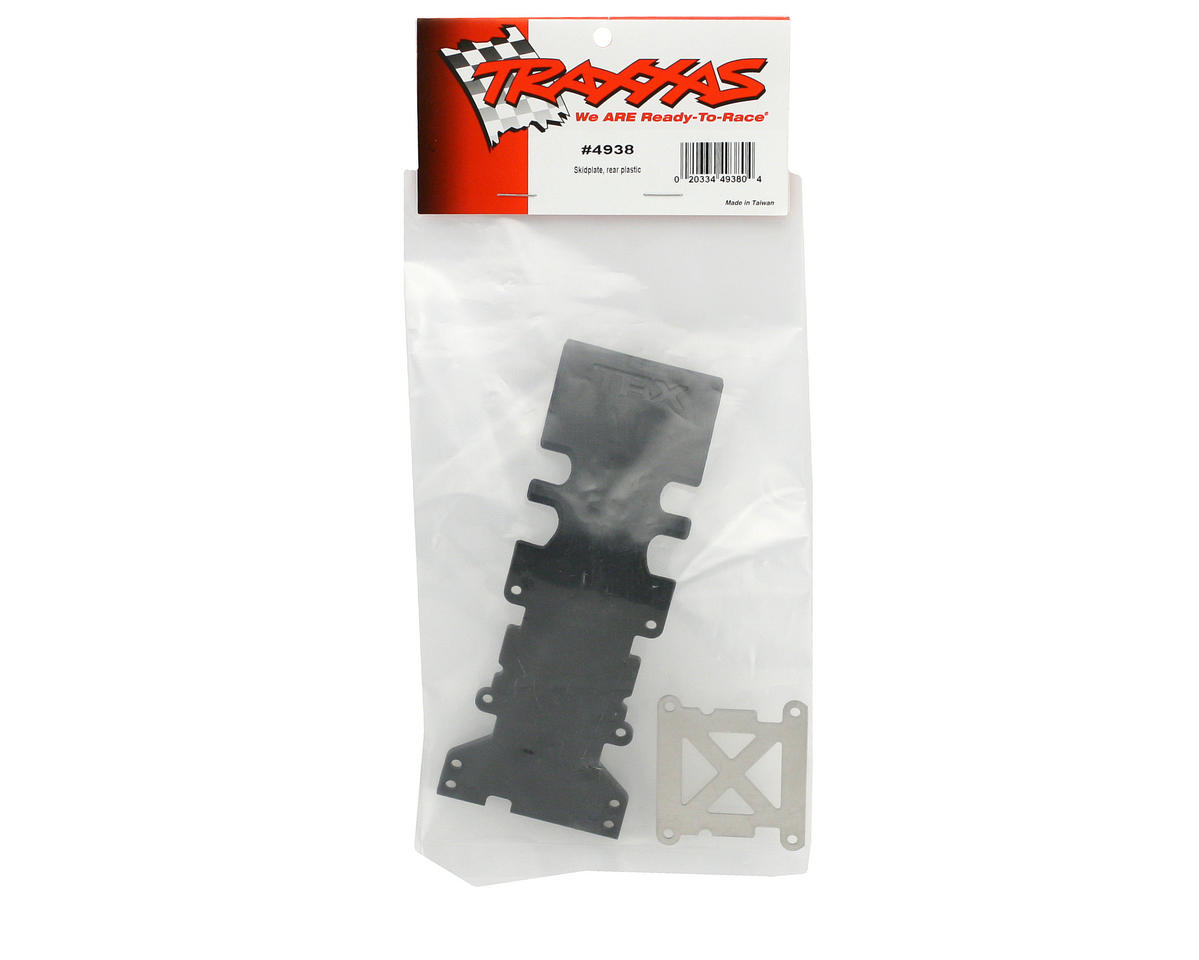 Image 2 for Traxxas Rear Skidplate Set (EMX,TMX .15, 2.5,3.3)