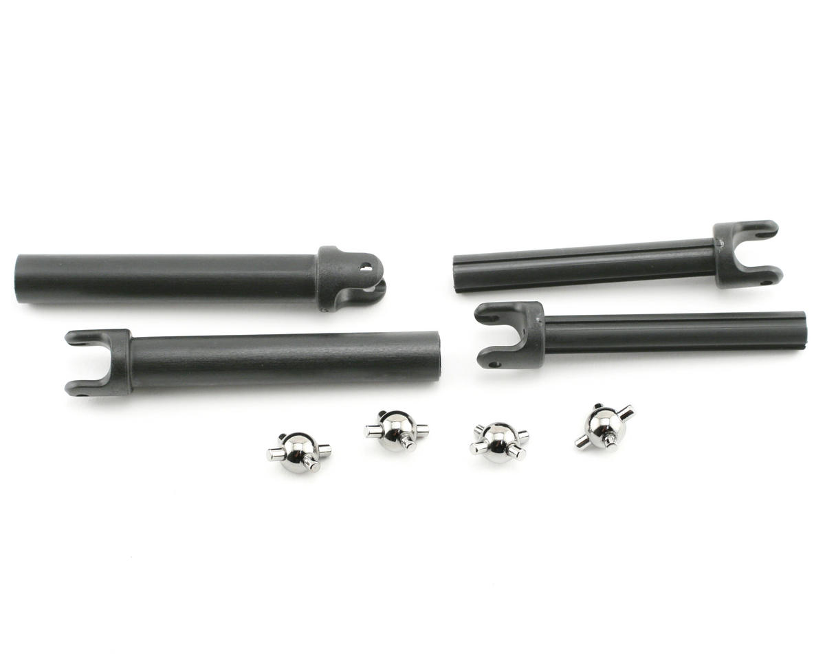 Heavy-Duty Driveshaft (2) (EMX, TMX, TMX2.5) by Traxxas