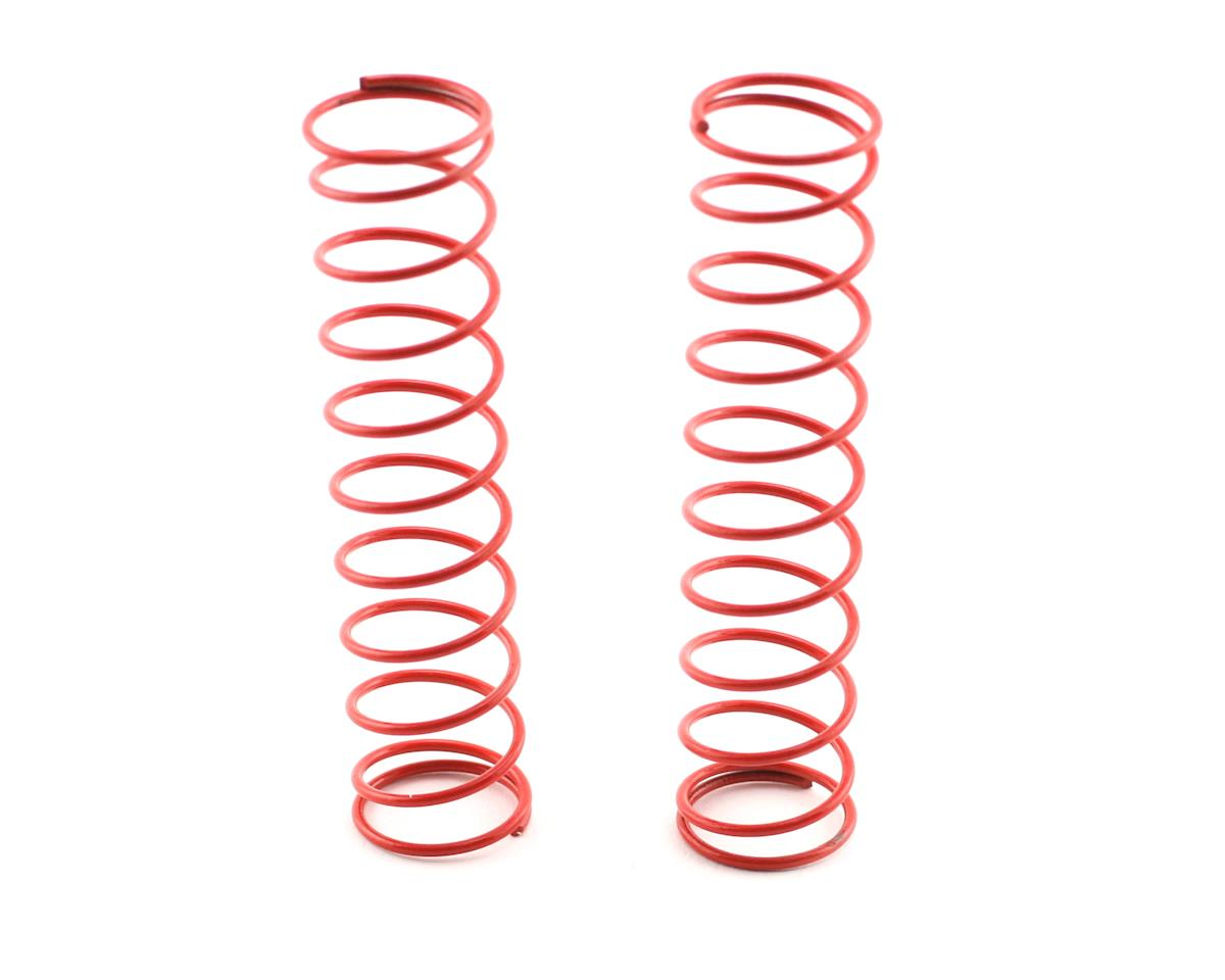 Shock Springs (Red) (2) (EMX,TMX.15,2.5) by Traxxas
