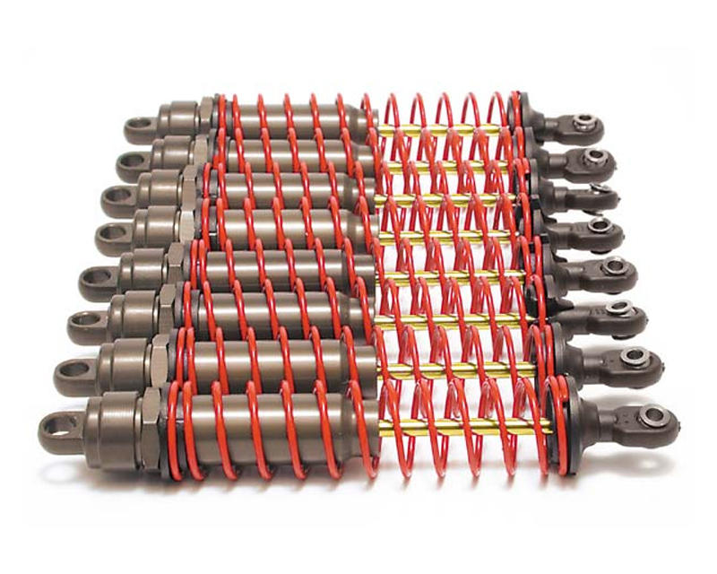 Traxxas Big Bore Shocks w/Springs (E-Maxx/T-Maxx/2.5) (8)