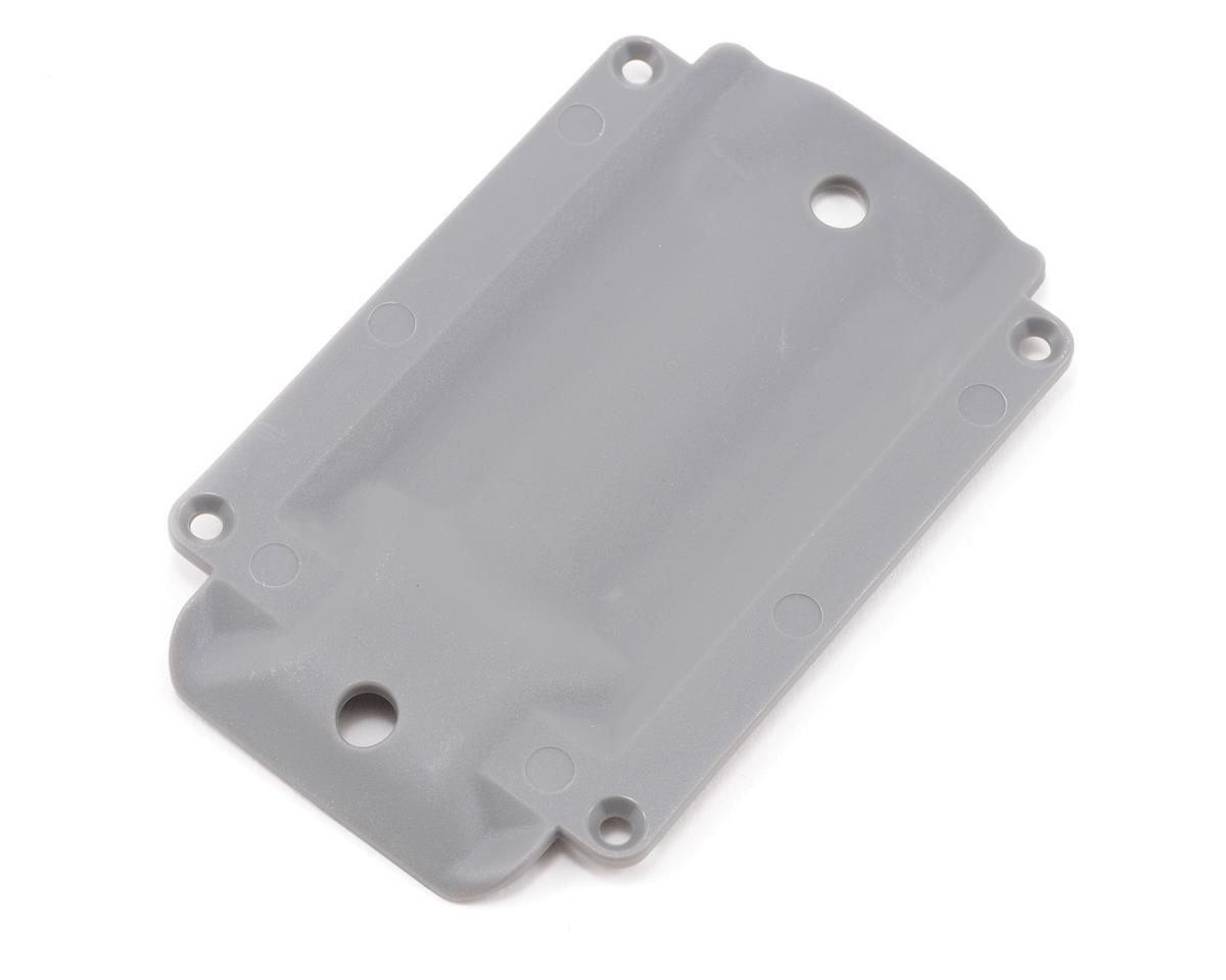 Skidplate (Grey) 4908 T-Maxx 3.3 by Traxxas