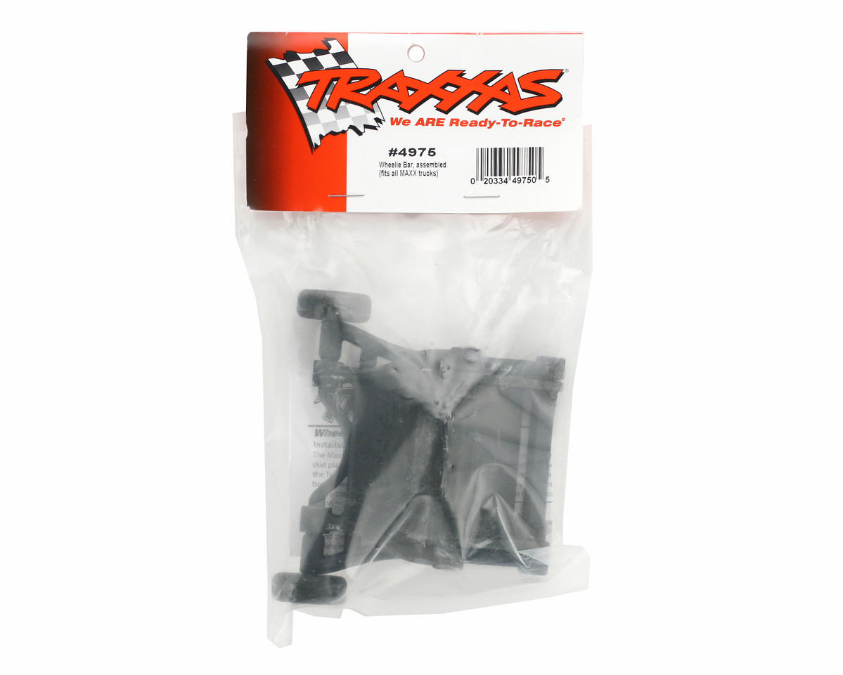 Traxxas Assembled Wheelie Bar (TMX 3.3)