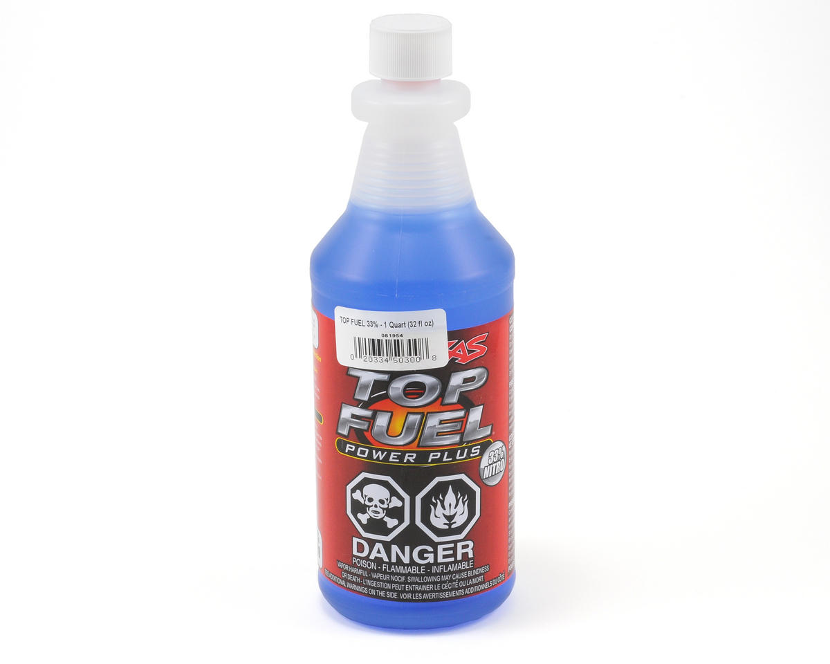 Traxxas Top Fuel 33% Nitro Fuel (One Quart)