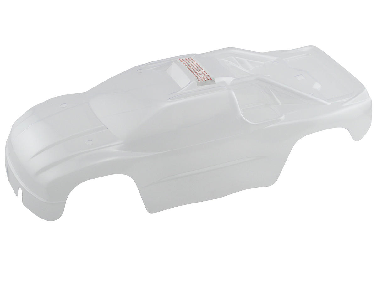 Traxxas Stadium Maxx Body (Clear)