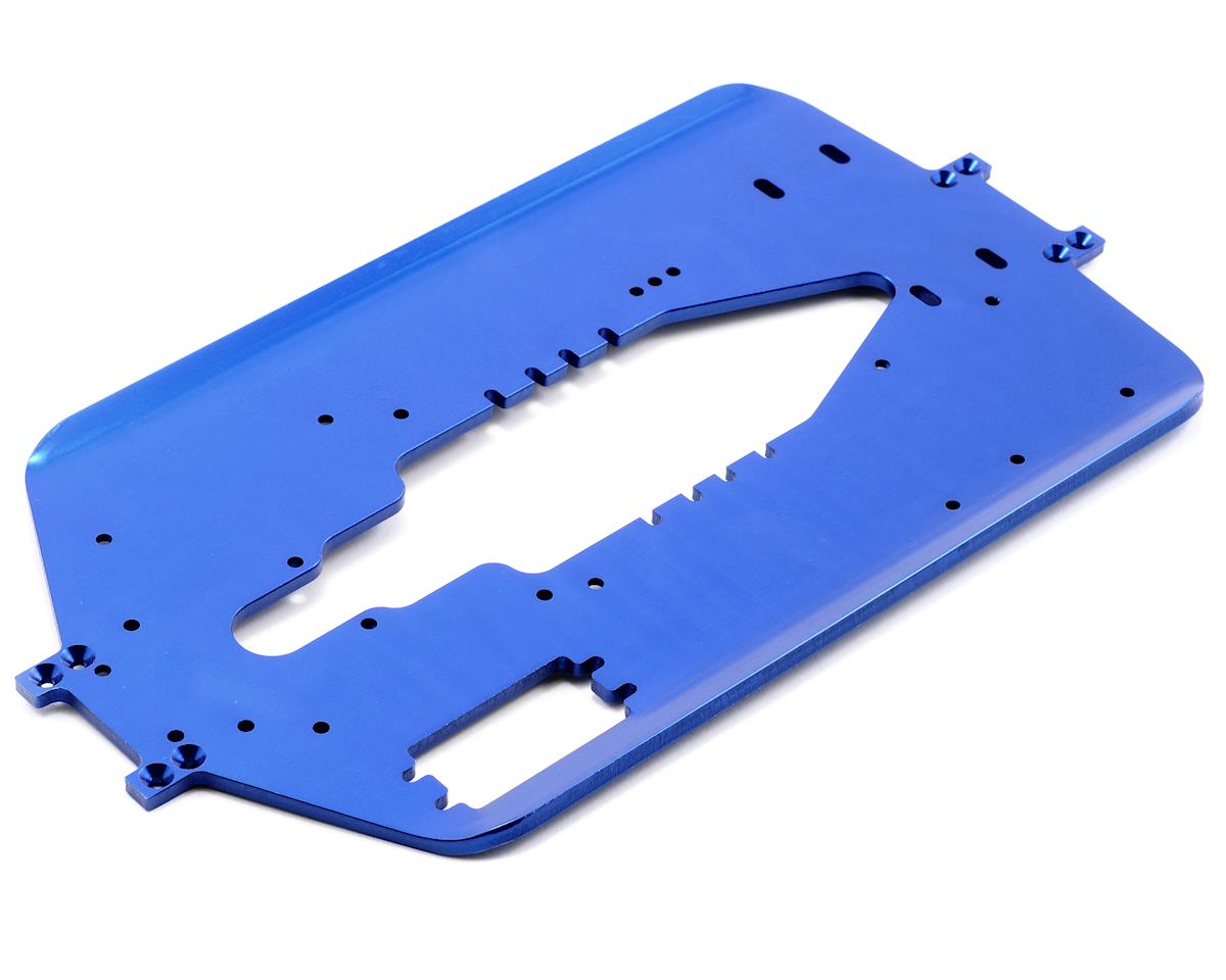 4mm Aluminum Chassis (Blue) by Traxxas