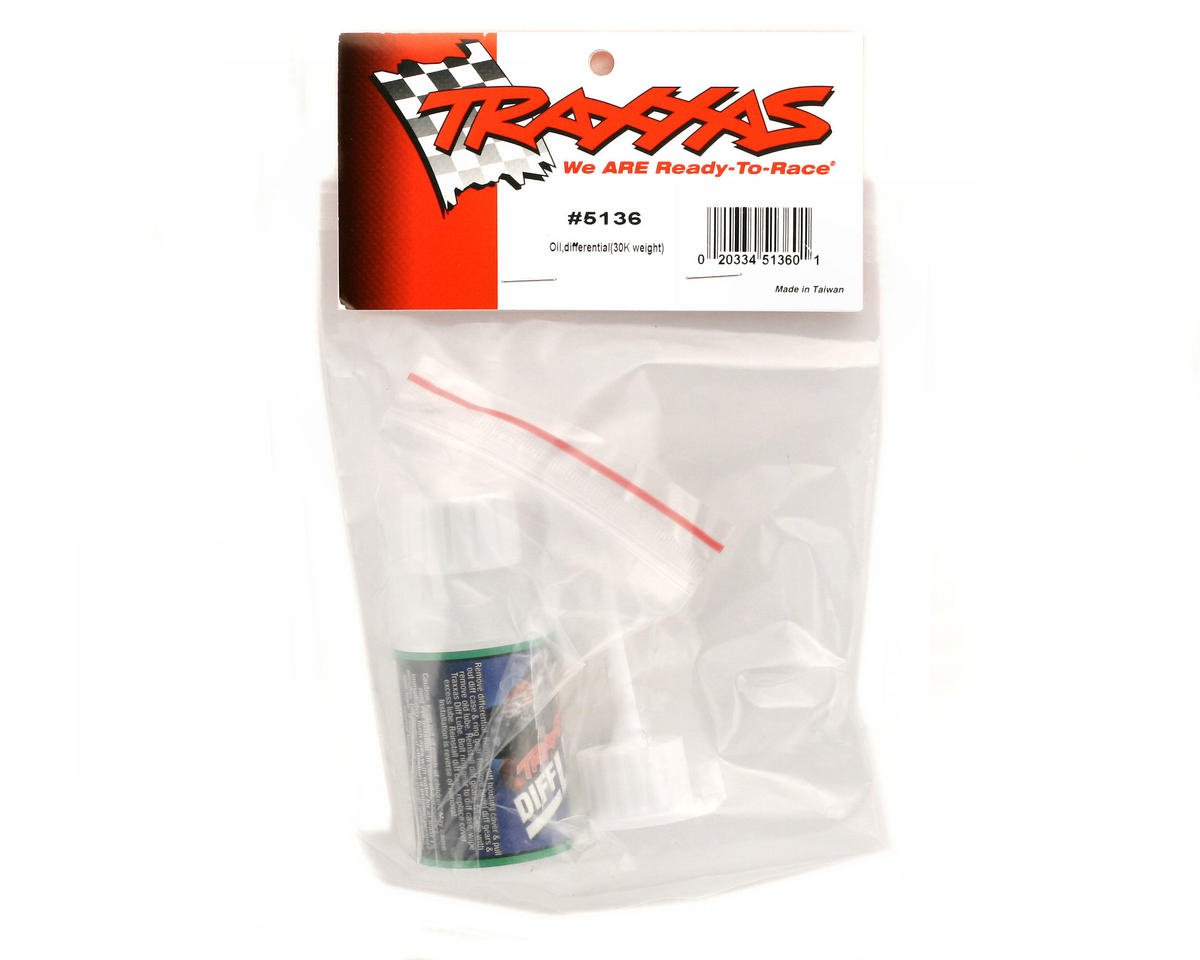 Traxxas Differential Oil (30,000cst)