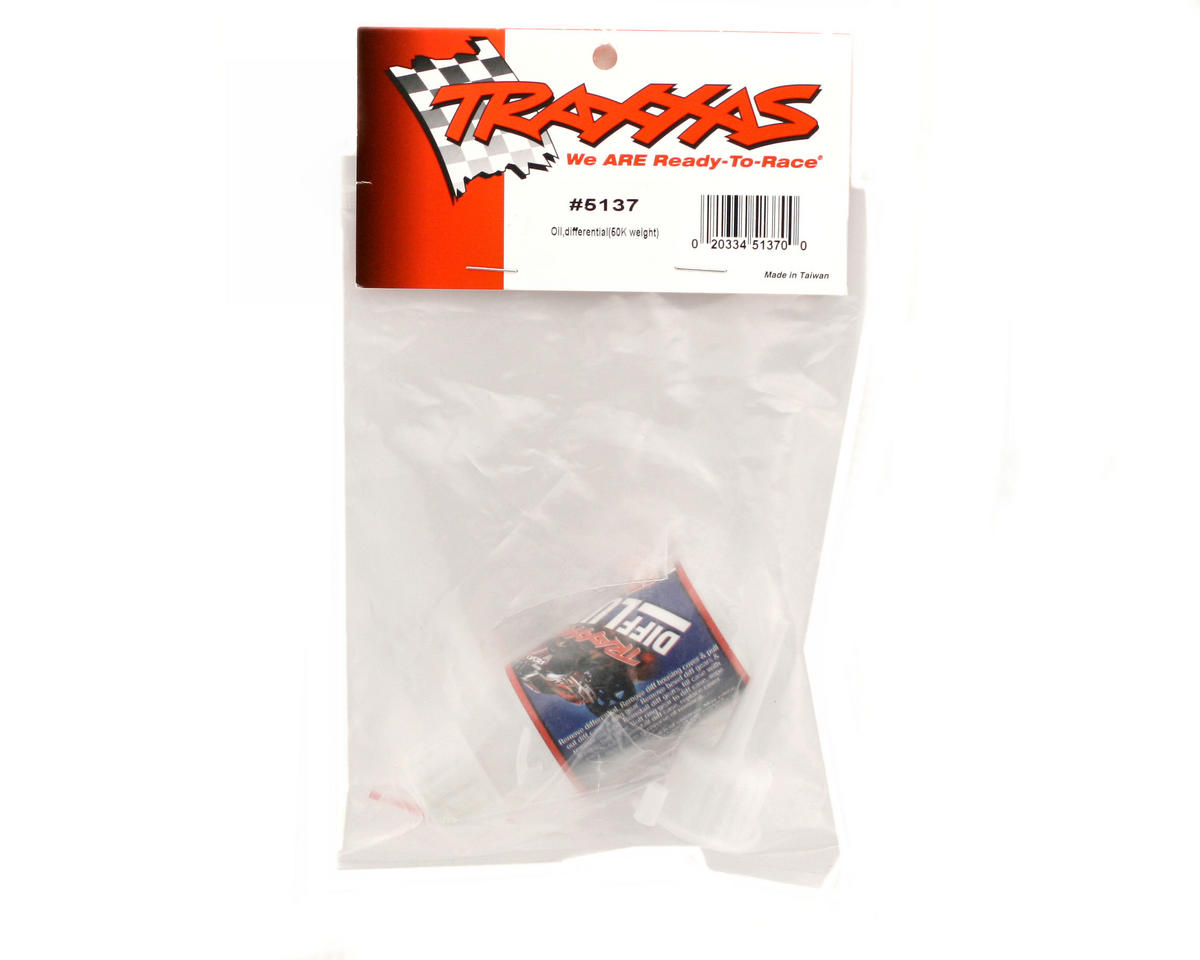 Traxxas Differential Oil (50,000cst)