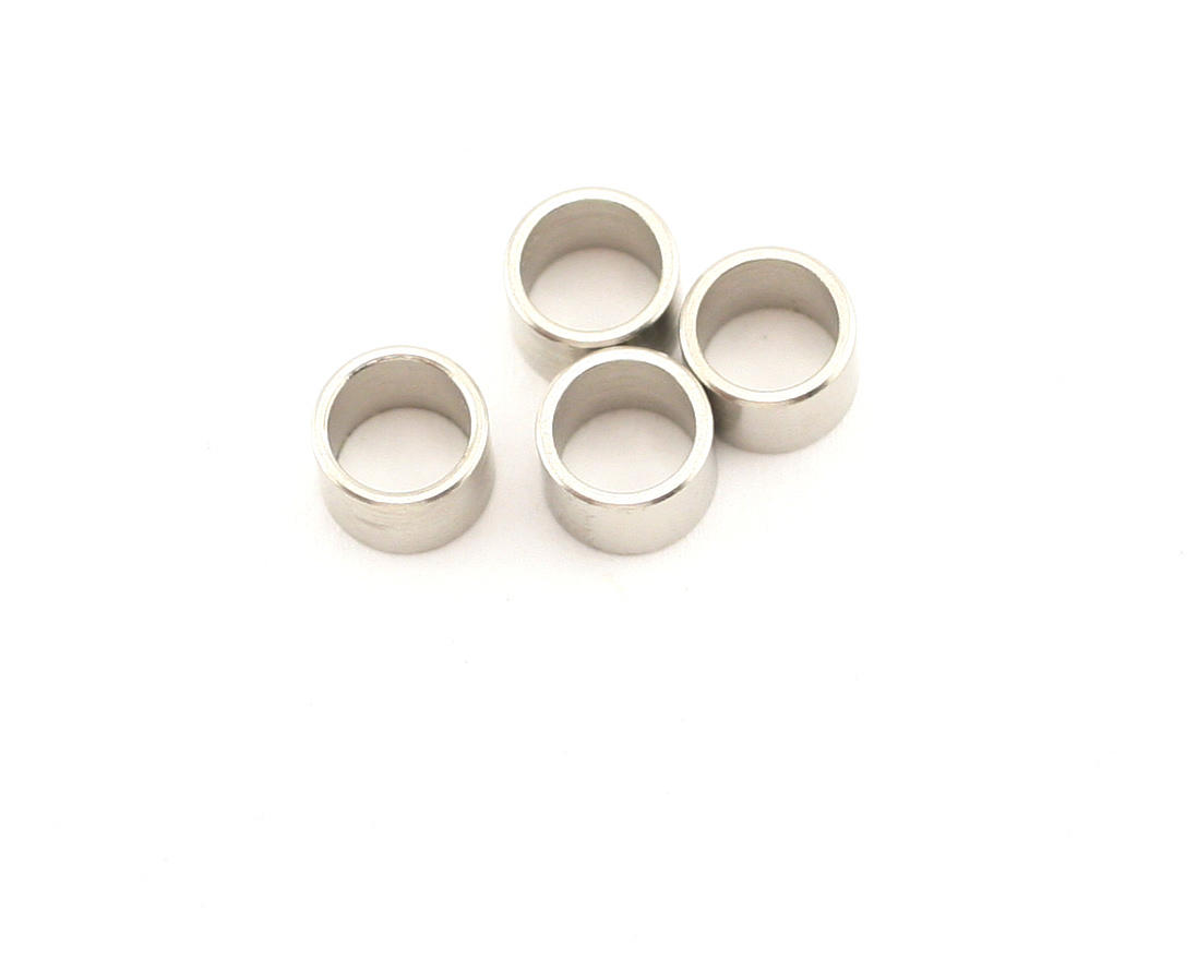 Front Wheel Aluminum Spacer (4) (Jato) by Traxxas