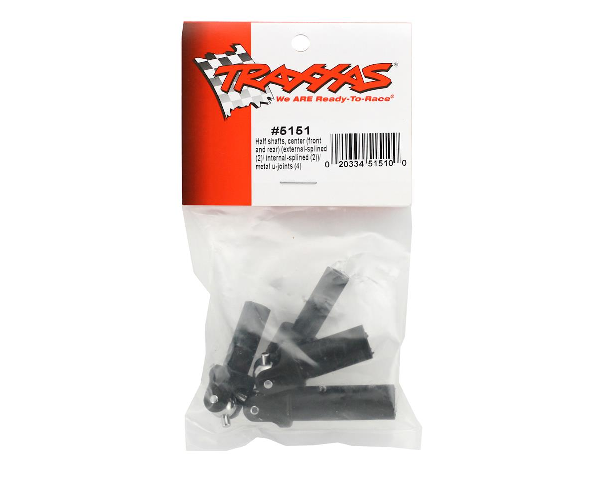 Traxxas Front & Rear Center Half Shaft (TMX 3.3)