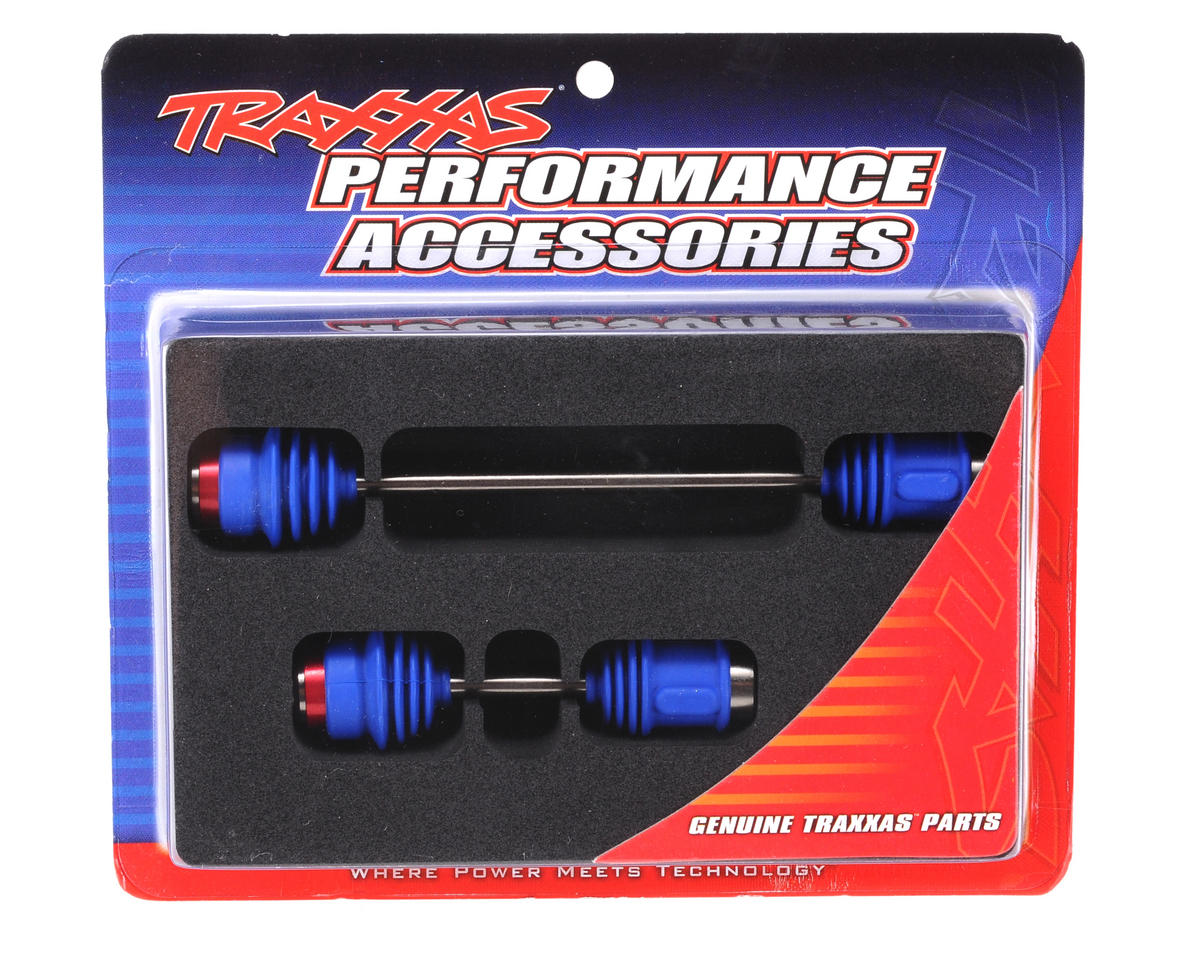 Traxxas Front & Rear Center Driveshaft Set (E-Maxx)