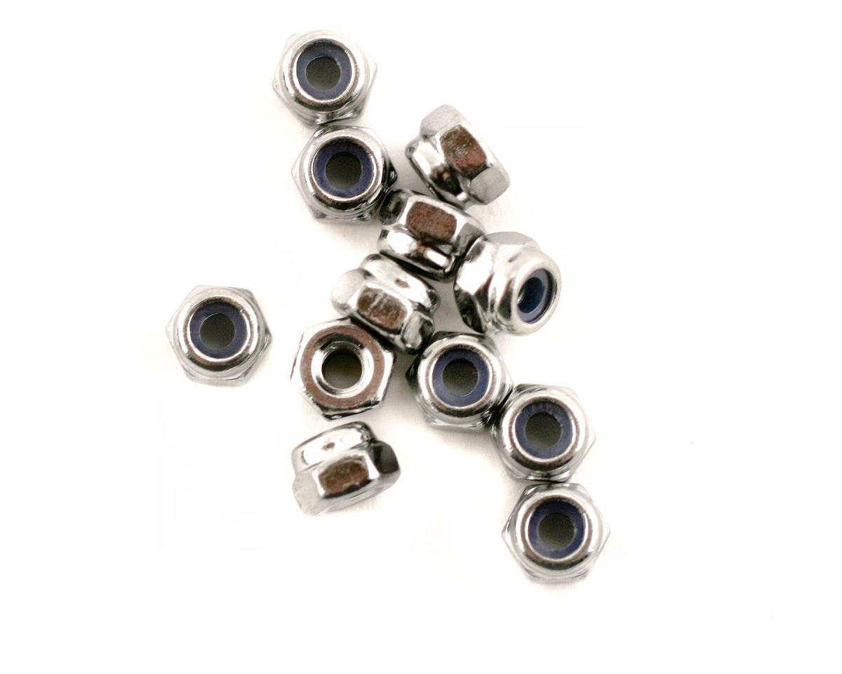 2.5mm Nylon Locknut (12) by Traxxas