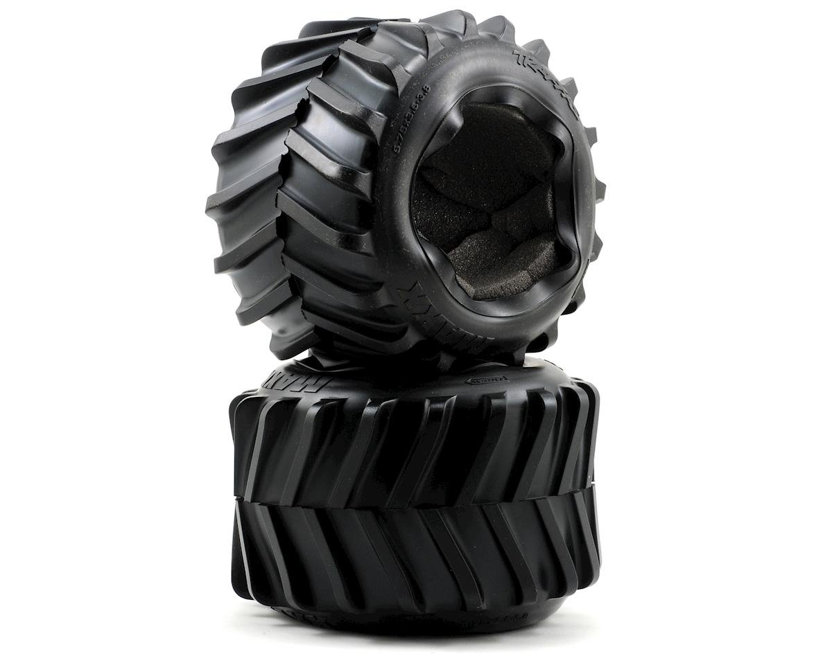 "3.8"" Tires (Revo, TMX,2.5R,3.3) by Traxxas"