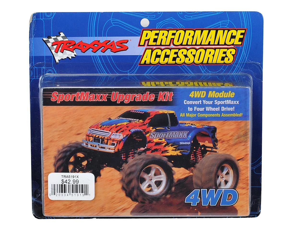 Traxxas 4WD Upgrade Kit