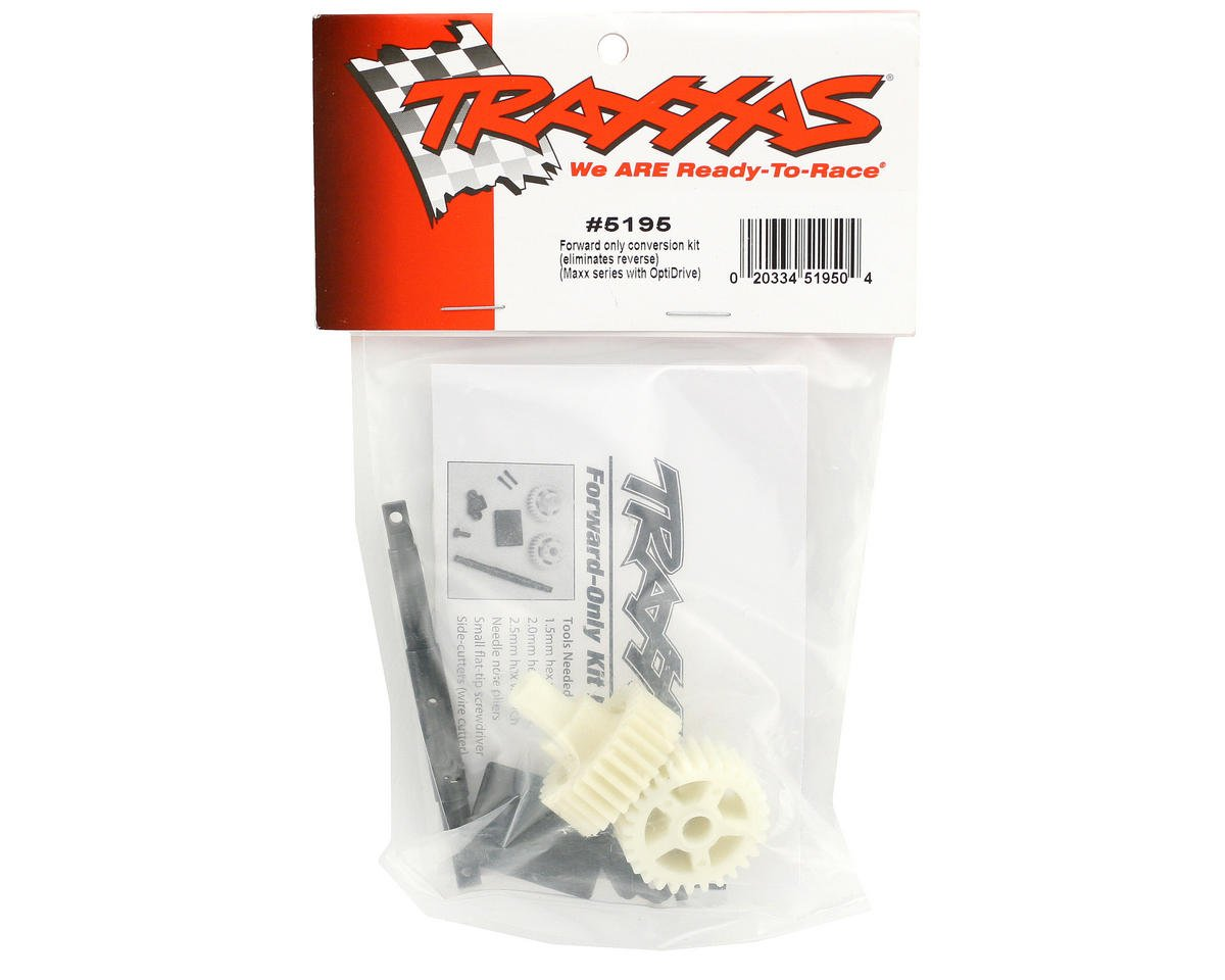 Forward Only Conversion Kit (TMX 2.5R, 3.3) by Traxxas
