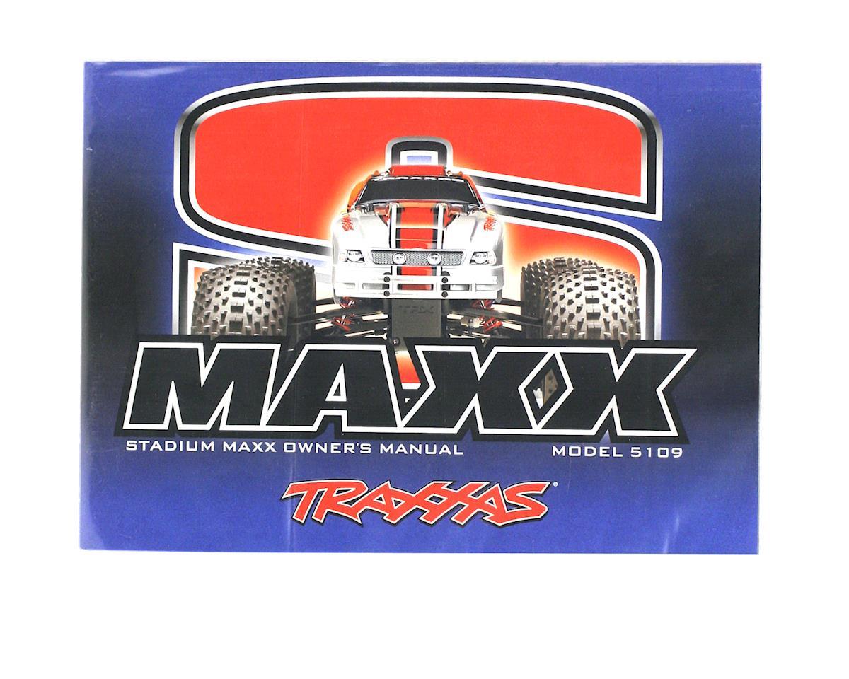 owners manual s maxx by traxxas tra5199x cars trucks hobbytown rh hobbytown com Traxxas Slash Traxxas Slash