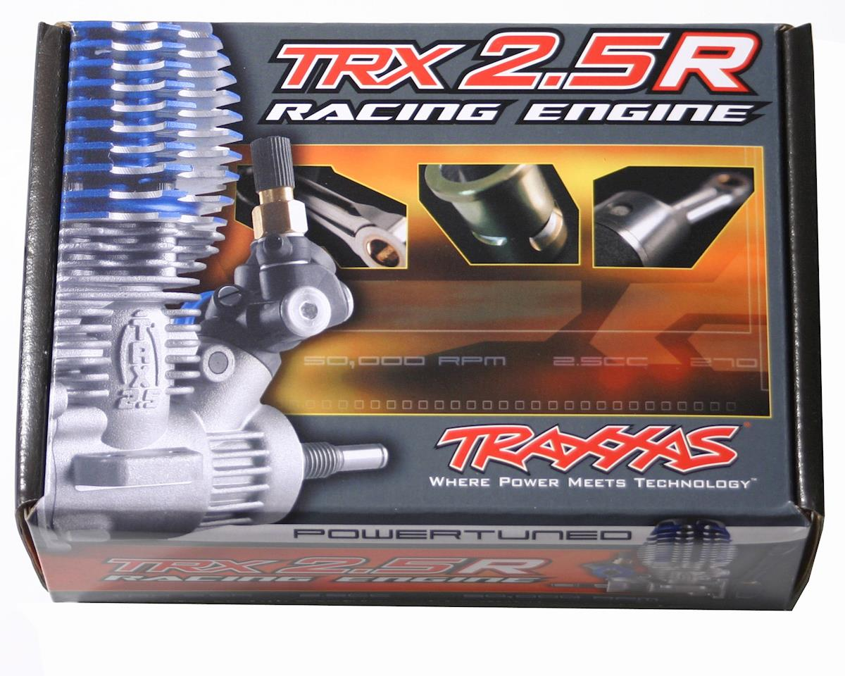 Traxxas TRX 2.5R .15 Rear Exhaust IPS Shaft, Standard Plug, Slide Carb Engine (Non Pull)