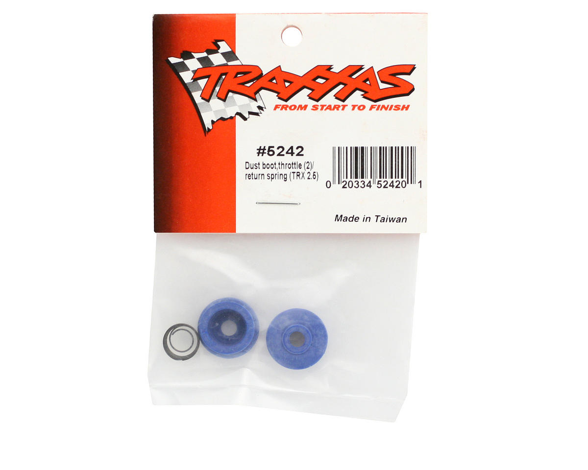 Traxxas Throttle Dust Boot (2) (TRX 2.5)