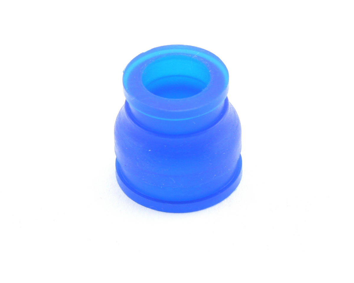 Traxxas S-Maxx Silicon Pipe Coupler (Blue)