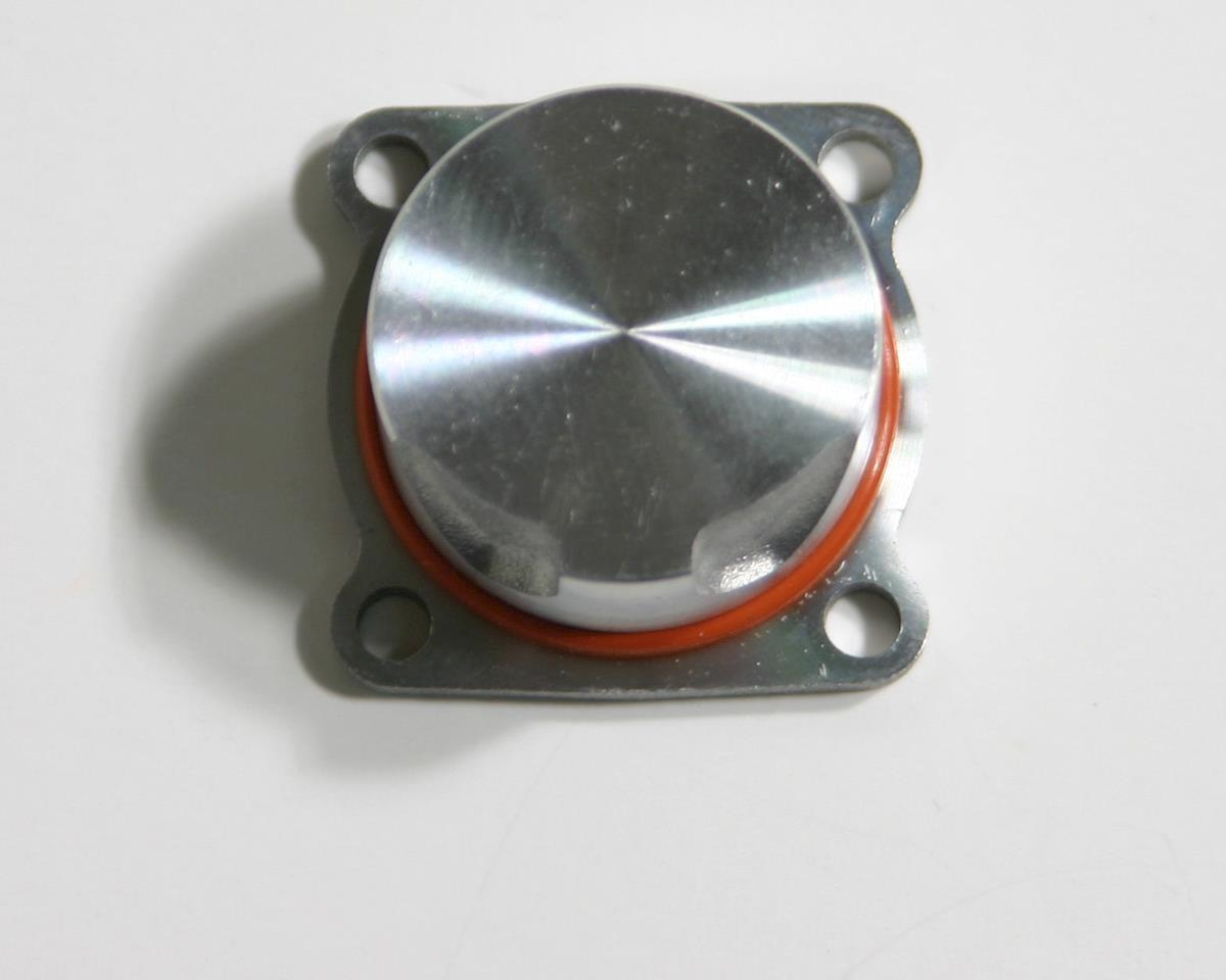 Traxxas Non-Pull Start Back Plate w/O-Ring (TRX 2.5/3.3)