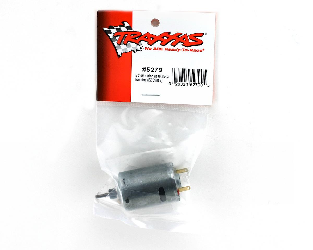 Traxxas Motor/pinion gear/motor bushing (EZ-Start 2)