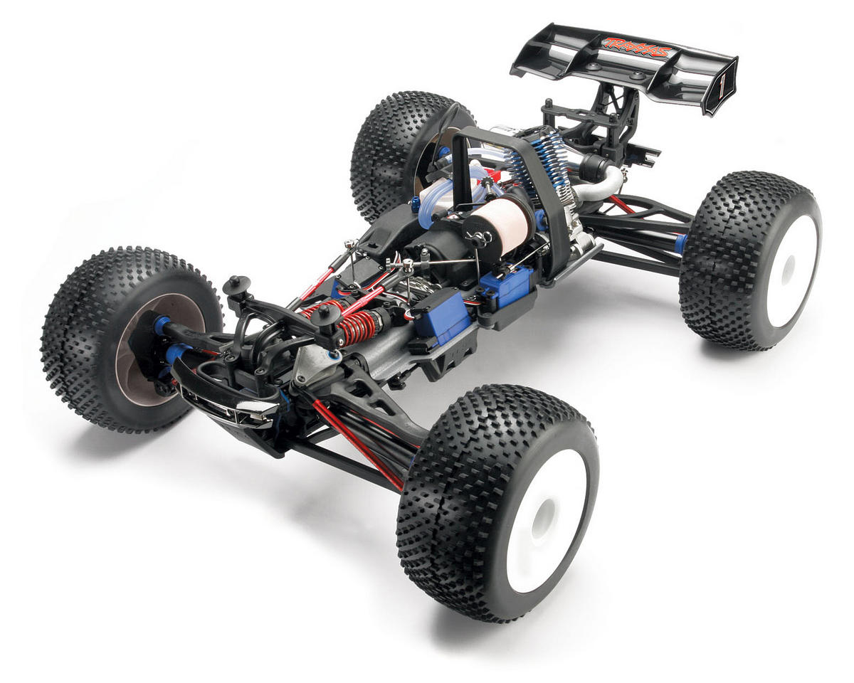 Traxxas Revo 3 3 2008 Platinum Edition Monster Truck (Limited Edition)