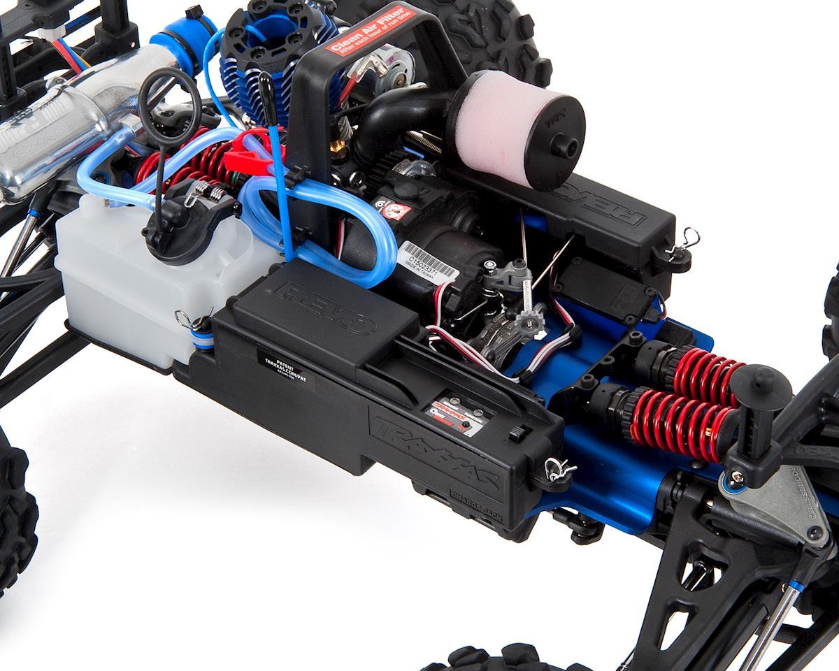 Traxxas Revo 3.3 4WD RTR Nitro Monster Truck w/TQi