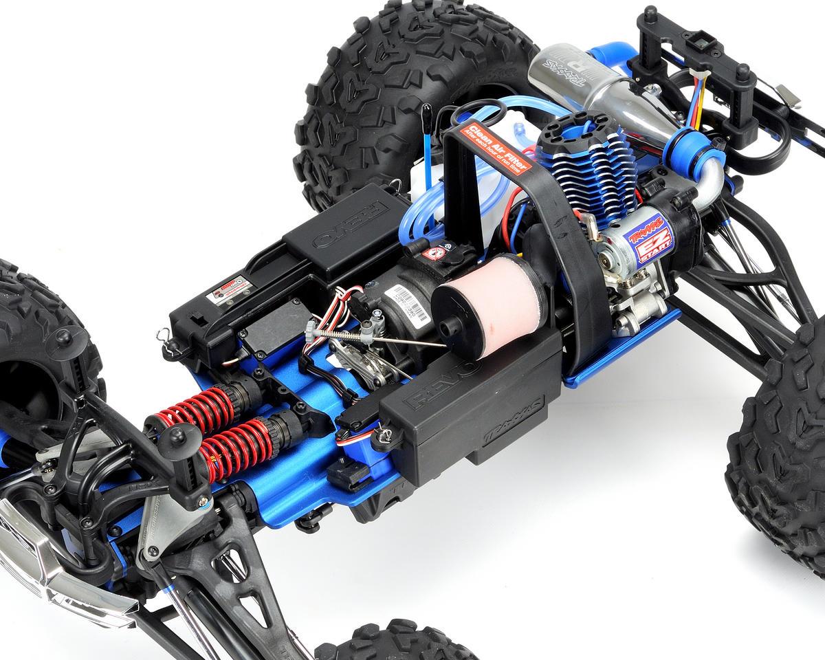 Traxxas Revo 3.3 4WD RTR Nitro Monster Truck w/TQi 2.4Ghz & Traxxas Link Wireles