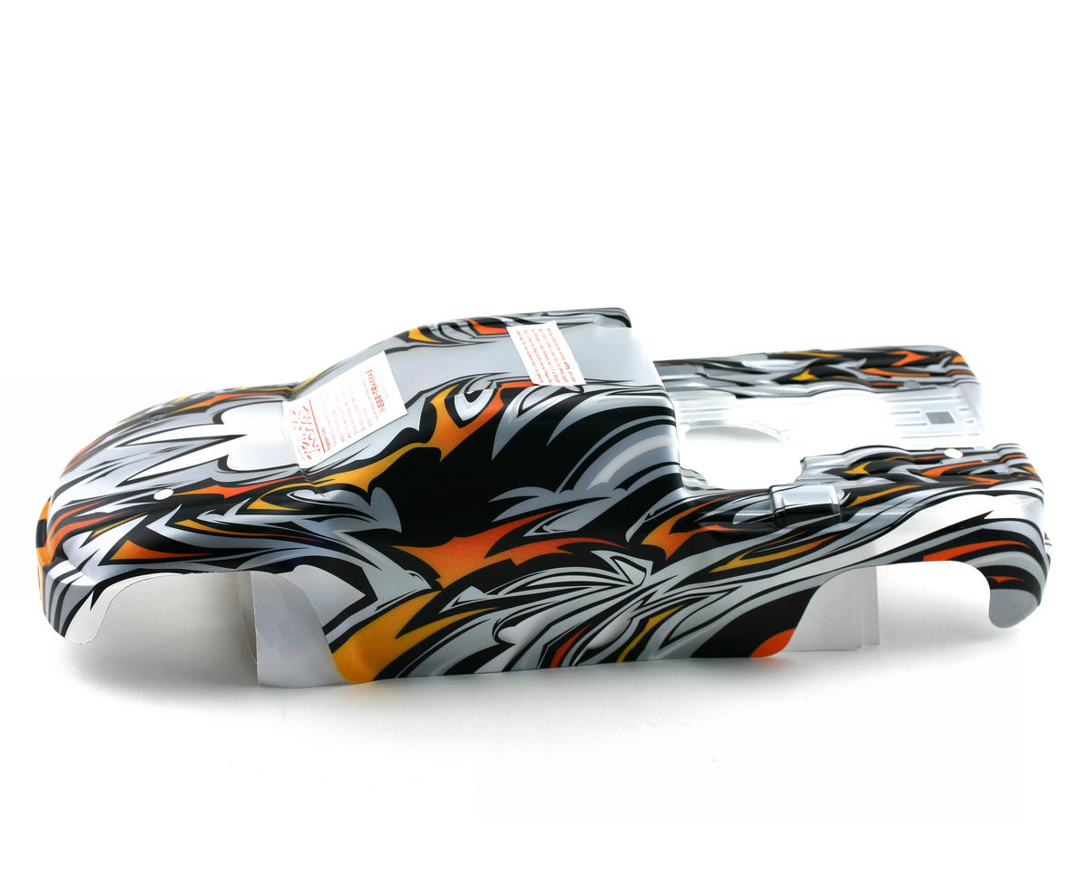 ProGraphix Revo 3.3 Extended Chassis Body w/Decal Sheet by Traxxas