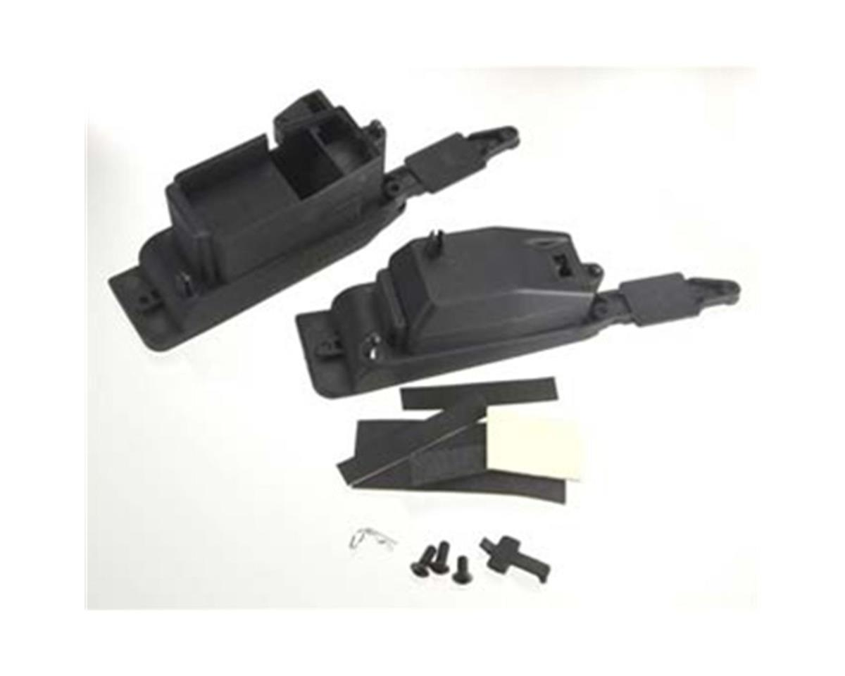 Receiver Box & Battery Cover by Traxxas