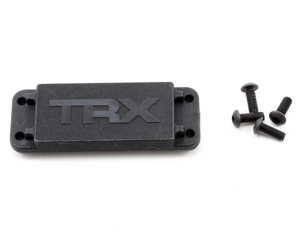 Traxxas Steering Servo Cover Plate