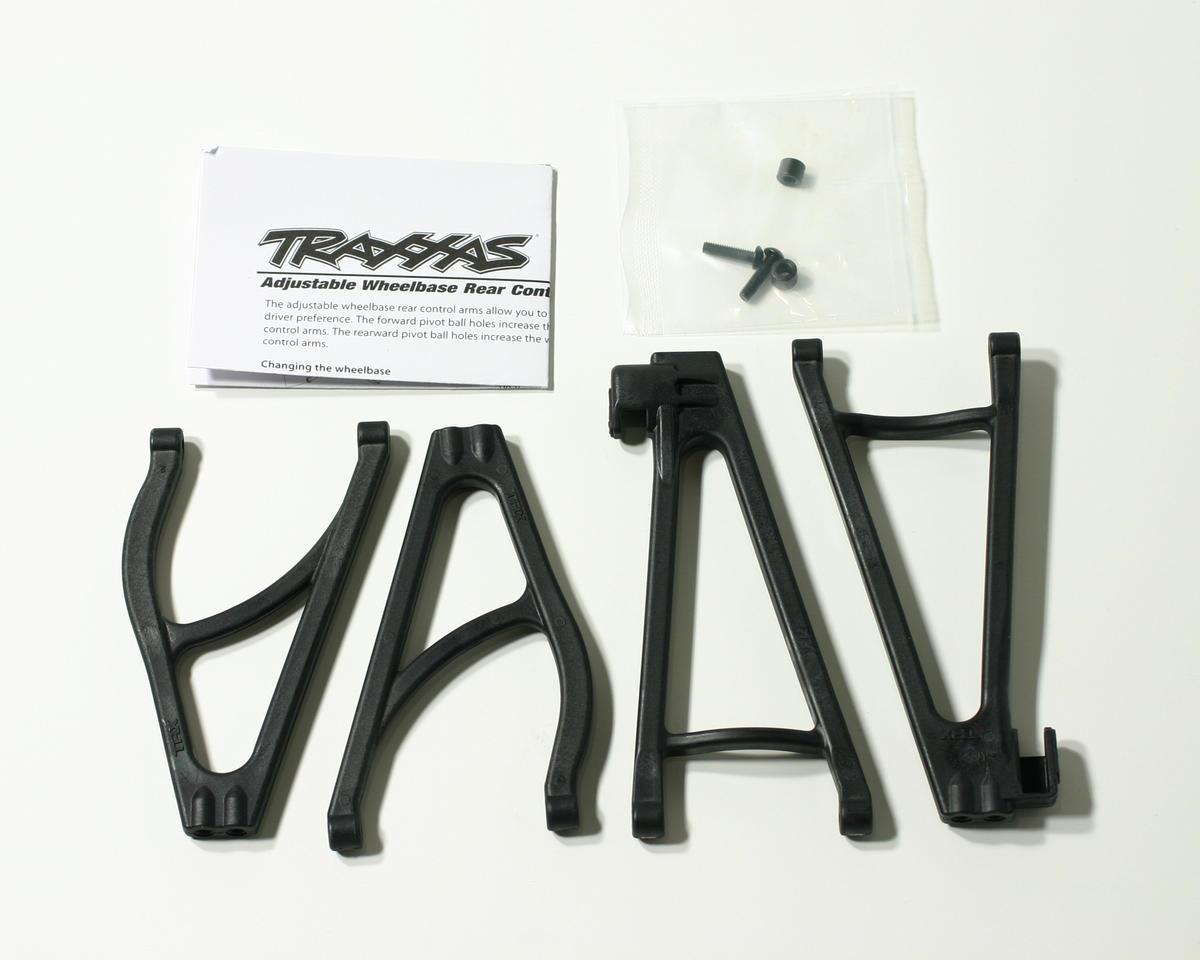 Revo Rear Extended Wheelbase Suspension Arm Set by Traxxas