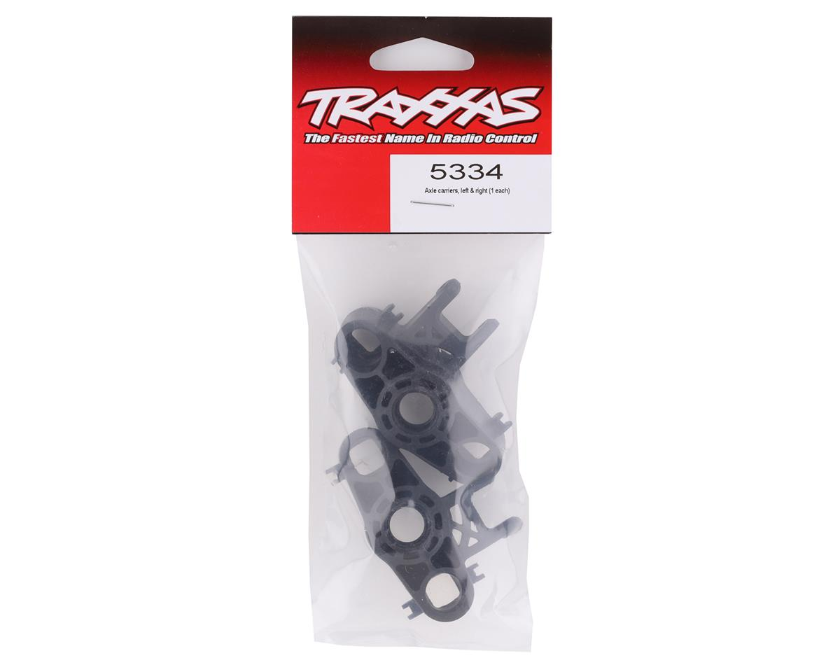 Traxxas Revo Left & Right Axle Carriers