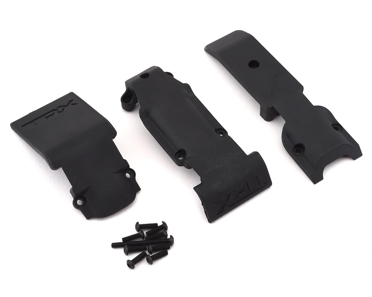 Traxxas Revo Front Skid plate Set
