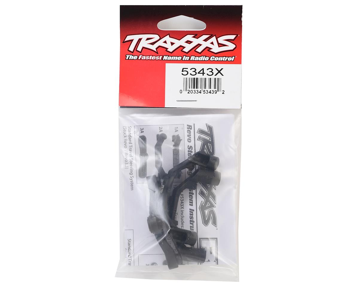 Traxxas Steering Arm Mount Steering Set