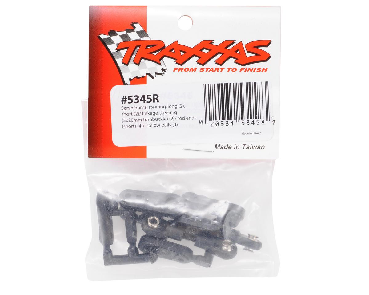 Traxxas Steering Linkage & Servo Horn Set