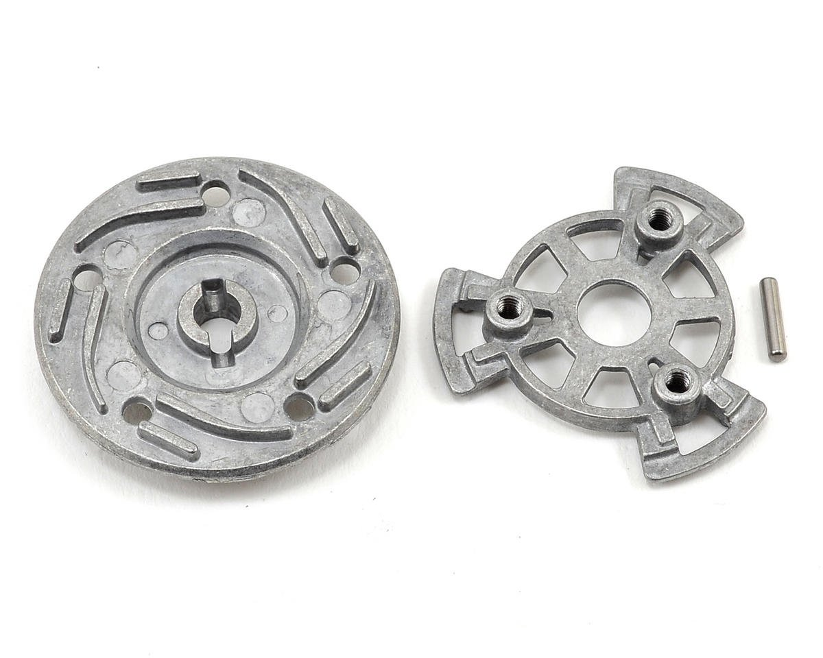 Revo Slipper pressure plate and hub (alloy) by Traxxas