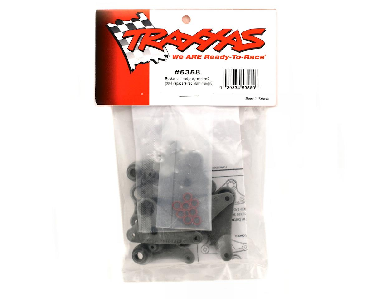 Traxxas Revo Progressive 2 Rocker Arm Set
