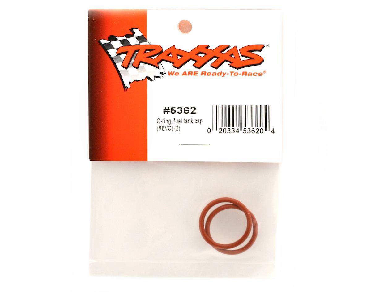 Traxxas Revo Fuel Tank Cap O-Rings (2)
