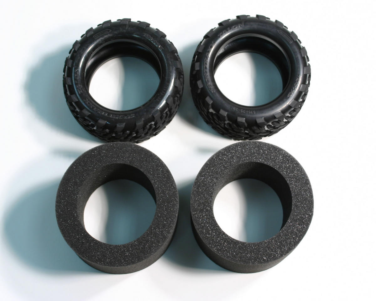 Traxxas REVO Talon Monster Truck Tires (2)